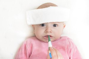 How to Relieve Cold Symptoms in an Infant