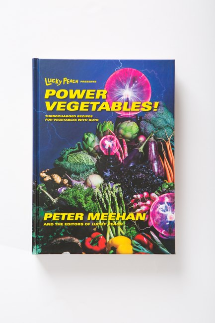 power vegetables
