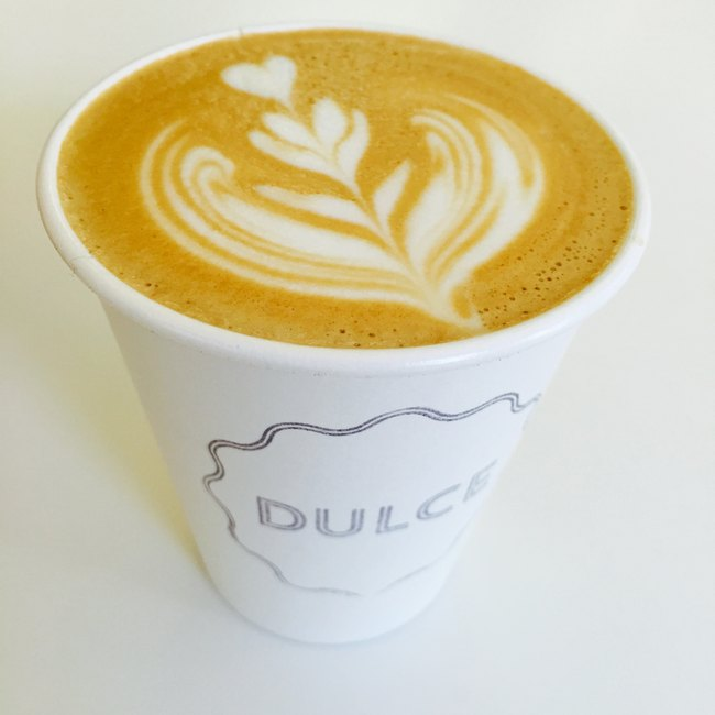 The most important thing to consider when buying coffee for Dulce coffee studio