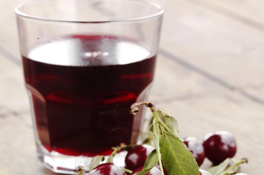 3. Tart Cherry Juice