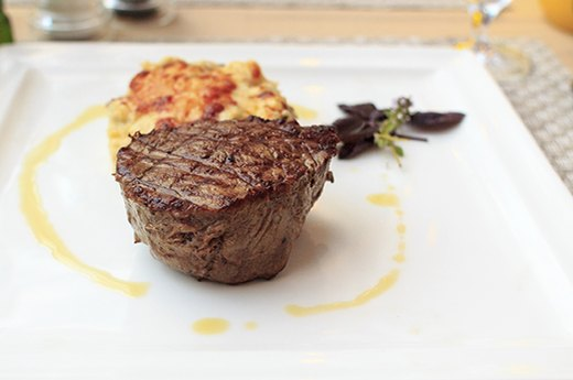 7. Savor Smaller Steaks