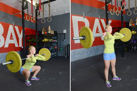4. The Front Squat