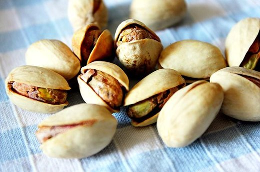 10. Pistachios (1 Ounce): Approximately 6.7 Grams of Good Fat