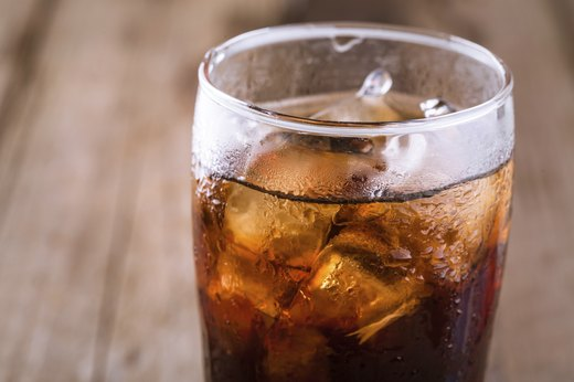 9. Sugary Drinks