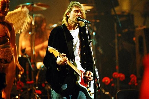 "4. ""Smells Like Teen Spirit"" by Nirvana"