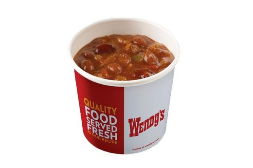 13. Wendy's: Rich & Meaty Chili