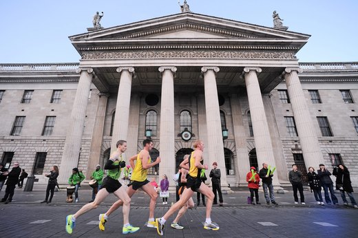 5. Dublin Marathon (October)
