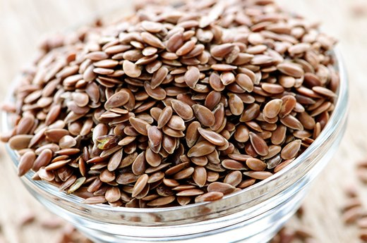 10. Flax and Chia Seeds