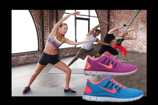 7. Nike Free 5.0+, Men's and Women's
