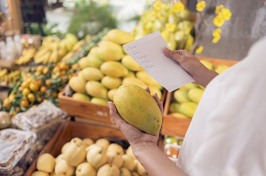 12. Fresh Mangos Are Available Year-Round