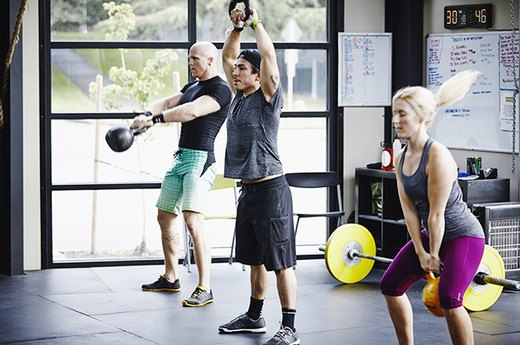 MYTH #2: You Will Get Injured Doing CrossFit