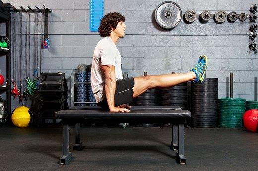 The 41 Hardest Ab Exercises Livestrong Com