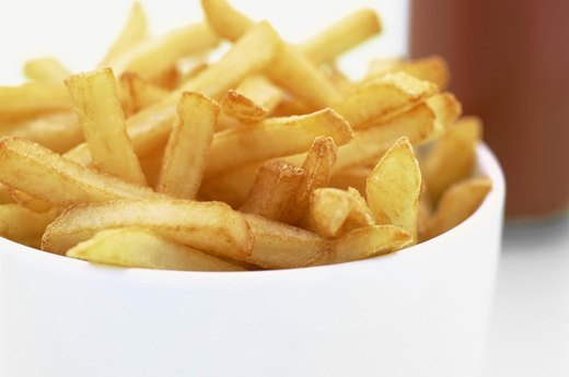 6. French Fries