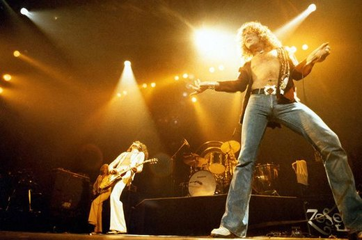 "9. ""Immigrant Song"" by Led Zeppelin"