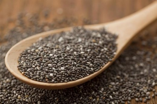 1. Chia Seeds for Omega-3s