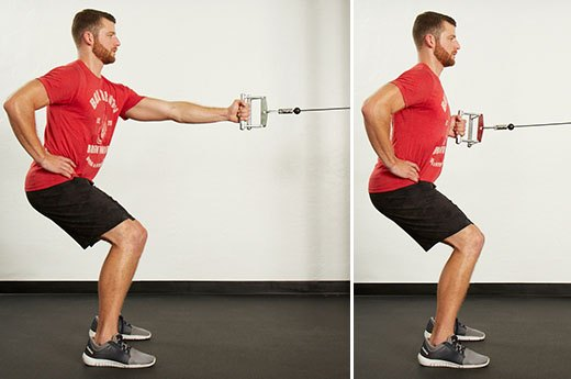 8. Single-Arm Cable Row