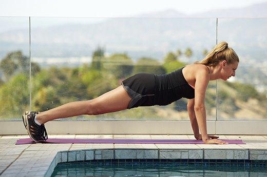 6. Plank Pose