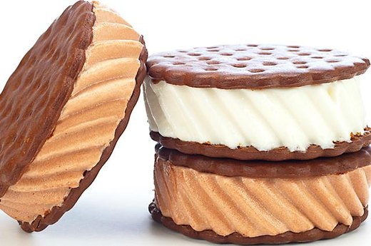 11. Ice Cream Sandwiches
