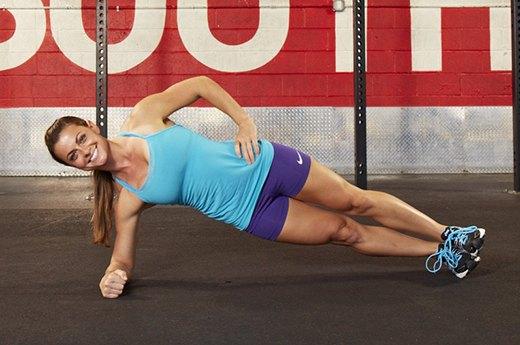 5. Side Plank