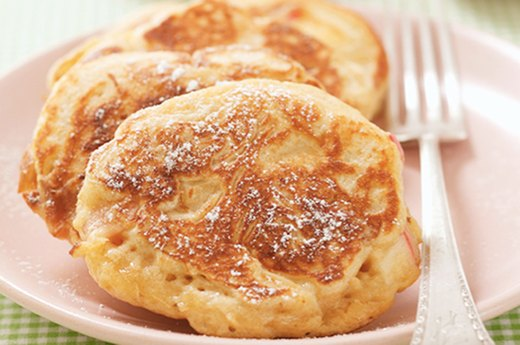8. Magic Gluten-Free Banana & Egg Pancakes