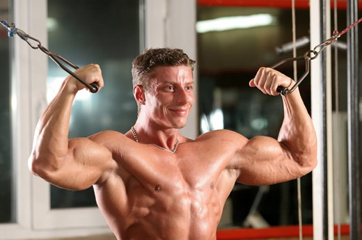 5. OLD MOVE: Biceps Curls - NEW MOVE: Cable High Curls