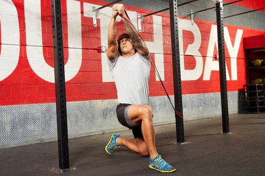 19. Kneeling Reverse Cable Chop