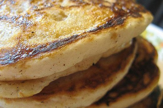 17. Protein-Packed Cinnamazing Pancake