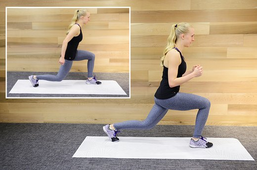 \#9: Split Jumps (as seen in the IGNITION Workout Video)