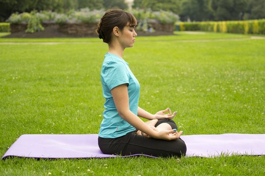 Mellow Out With a Meditative or Restorative Class