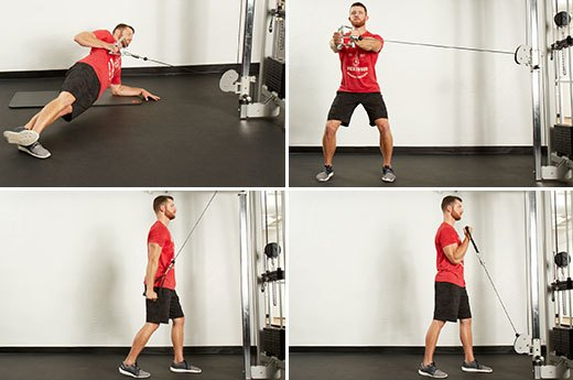 12 Cable Machine Moves That Build Muscle And Torch