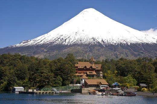 15. Lakes Region, Chile