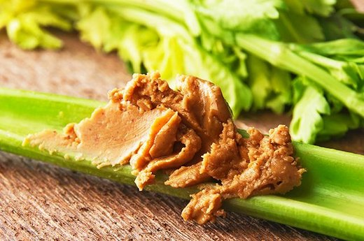 3. Peanut Butter (1 Tablespoon): Approximately 3.3 Grams of Good Fat