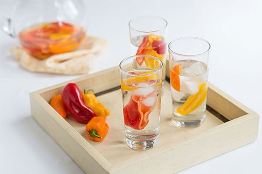 7. Sweet Peppers Spa Water