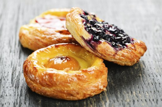 8. Breakfast Pastries