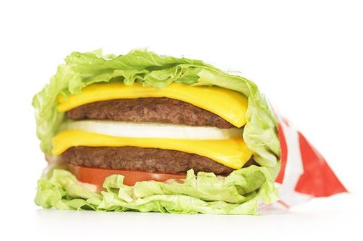 5. In-N-Out Burger: Protein Style Burger