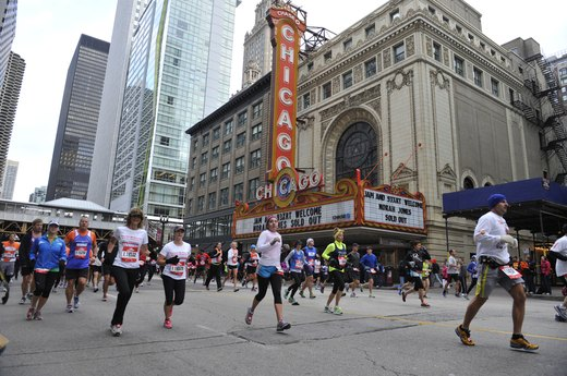 15. Chicago Marathon (October)