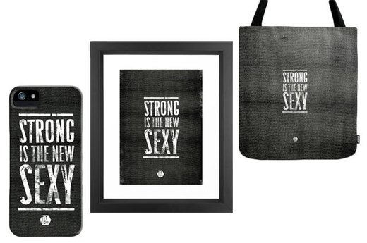 1. STRONG IS THE NEW SEXY