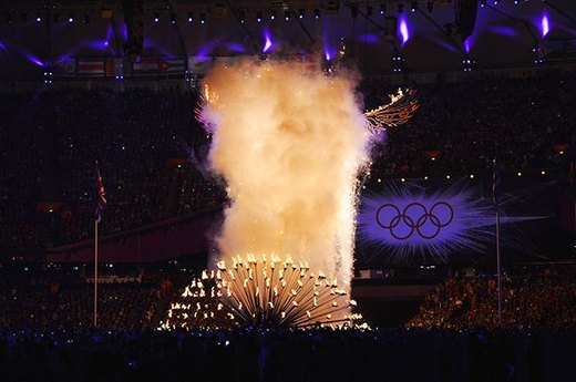 The Top 20 Moments At The London 2012 Olympics
