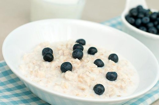 2. Oh Yeah! Protein Oatmeal