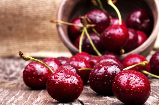 2. Tart Cherries