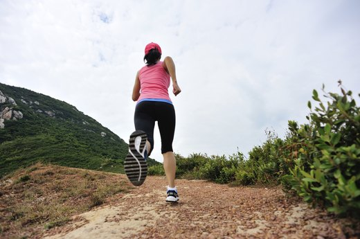 15. Run Hills to Burn Fat Faster and Reduce Injury