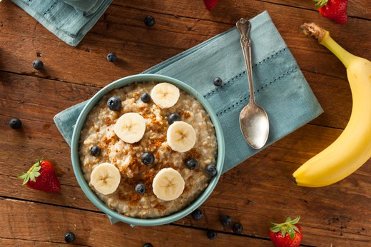 3. Steel-Cut Oatmeal