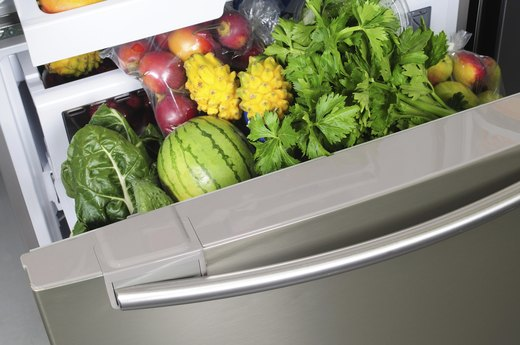 3. Use the Crisper Drawer (And Its Humidity Settings)