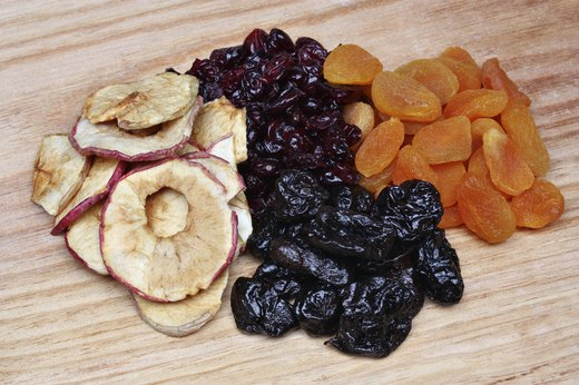 2. Dried Fruit