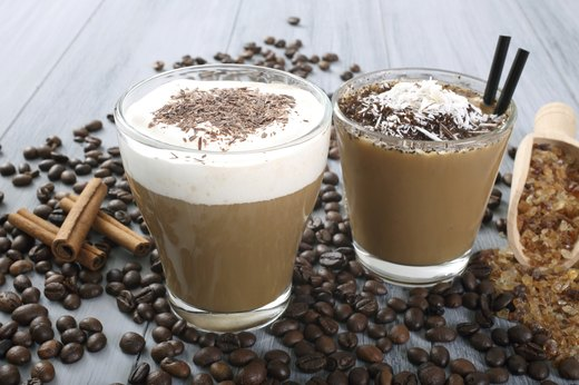 10. Coffee Drinks