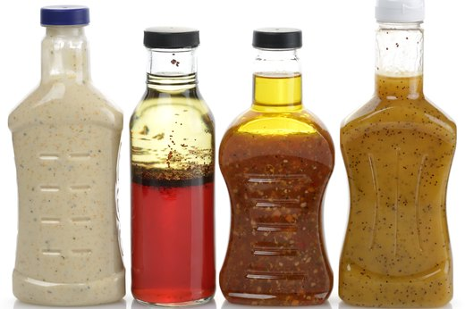 7. Fat-Free Salad Dressing