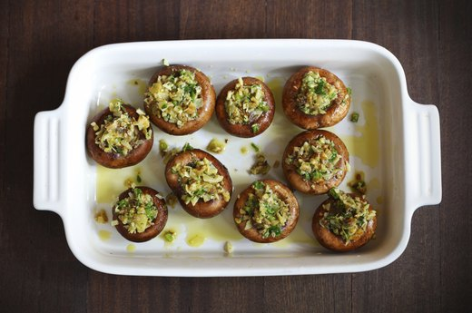 6. Stuffed Mushrooms