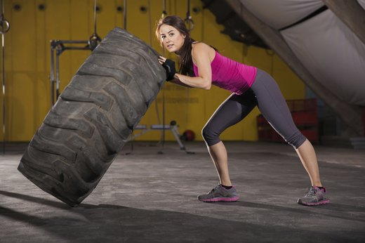 5. CrossFit Builds Confidence.