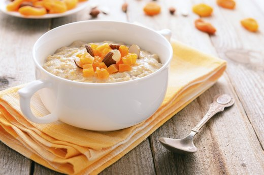 6. Steel-Cut Oatmeal