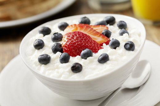 4. Cottage Cheese